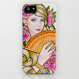 'ALLURING' - Ruth Priest iPhone Case