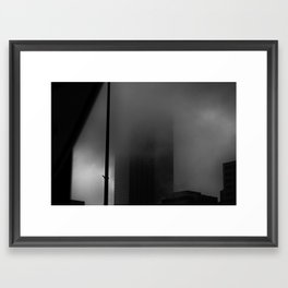 Dallas Ephemeral, No. 10 Framed Art Print