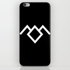 Owl - Twin Peaks iPhone Skin