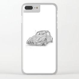 volkwagon Clear iPhone Case