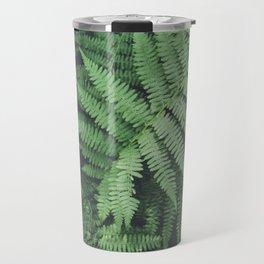 Fern Bush Nature Photography | Botanical | Plants Travel Mug