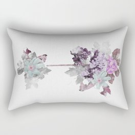 Flower Pwr II Rectangular Pillow