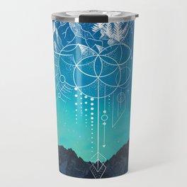 Space poetry Travel Mug