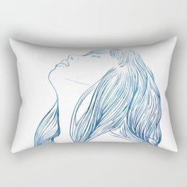 Undine I Rectangular Pillow