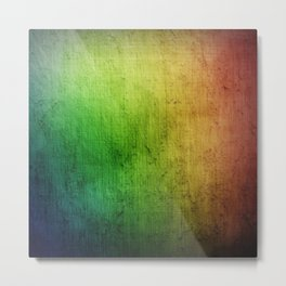 Colorful - Rainbow Metal Print