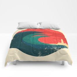 The wild ocean Comforters