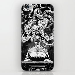 The Summoner (variant) iPhone Skin