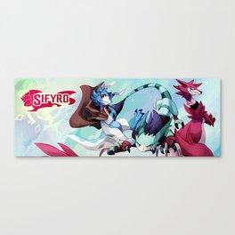 Sifyro team Canvas Print