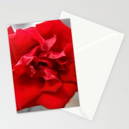 Rose in Red.... Stationery Cards