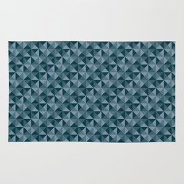 Blue Quartet Rug
