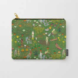 Naked Gardening Day Carry-All Pouch