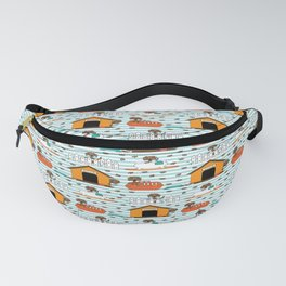 Wilbur's Doggie Day Fanny Pack