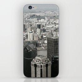 Shanghai View iPhone Skin