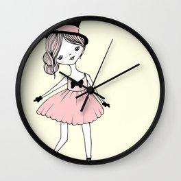Carnival Leader Wall Clock
