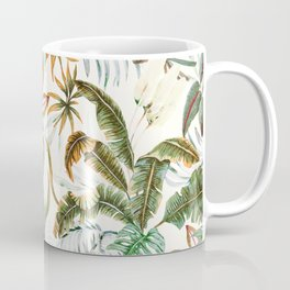 Watercolor tropical nature Coffee Mug