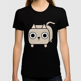 Cat Loaf - Cream Kitty T-shirt