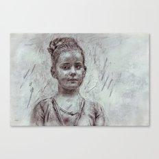 Vanjalina Canvas Print
