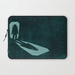 A door through space Laptop Sleeve