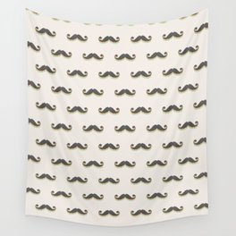 Mustitch (Pattern) Wall Tapestry