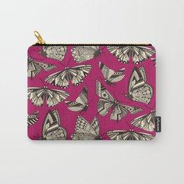 summer butterflies pink Carry-All Pouch