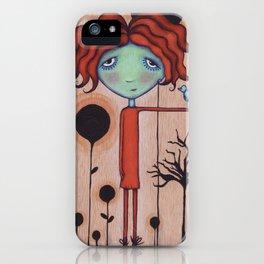 Druscilla iPhone Case