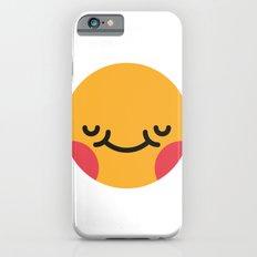 Emojis: Blush iPhone 6s Slim Case