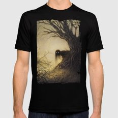 Banshee SMALL Black Mens Fitted Tee
