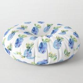 Pineapple vibes #2 Floor Pillow