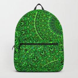 Spiritual Forest Garden Mandala Backpack