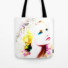 THE EYES OF THE SEA Tote Bag