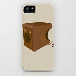 Chocolate Brownie iPhone Case