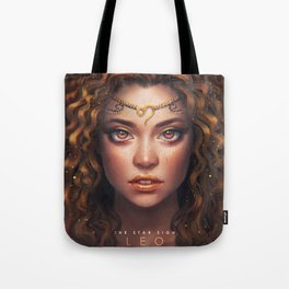 Leo - The Star Sign Tote Bag