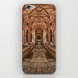 Inside the Polish Castle iPhone Skin