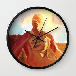 I Don't Just Burn Wall Clock