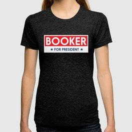 Booker for President T-shirt