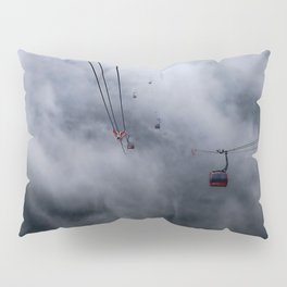 Direct access to outer space? Pillow Sham