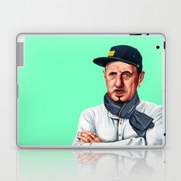 Hipstory -  Charles De Gaulle Laptop & iPad Skin