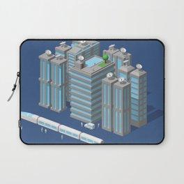 Modern city Laptop Sleeve
