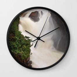 Dorwin Falls Wall Clock