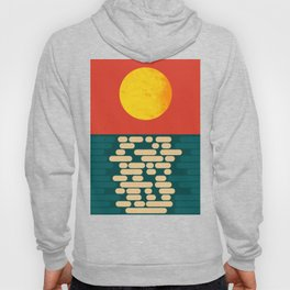 Sun Over The Sea - Afternoon Hoody