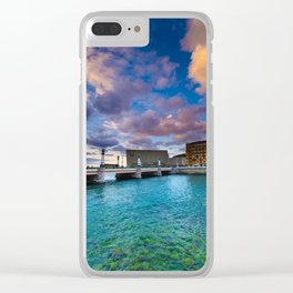 San Sebastian Clear iPhone Case
