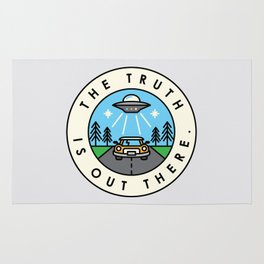 The truth is out there. Rug