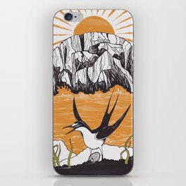 The Birdman Religion iPhone Skin