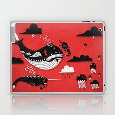 Badasses Roaming The Skies Laptop & iPad Skin
