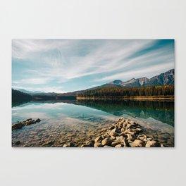 Patricia Lake Canvas Print