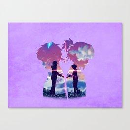 Kimi no na Wa (Your Name) Canvas Print