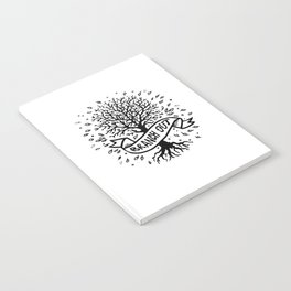 Branch Out Notebook