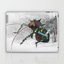 Frozen Beetle Laptop & iPad Skin