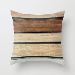 Pages Throw Pillow