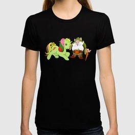g1 My Little Pony Mimic and Mister Moochick T-shirt